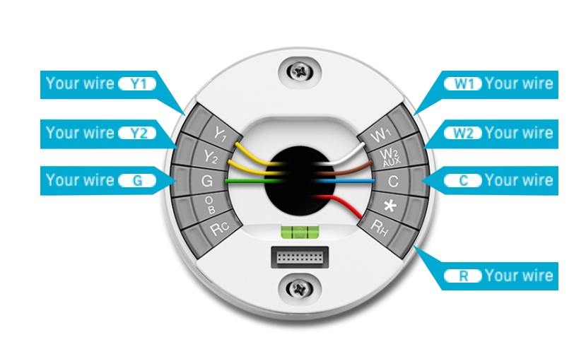 How To Install Your Nest Learning Thermostat Readingrat: Nest Wiring Diagram For Heat Pump At Imakadima.org